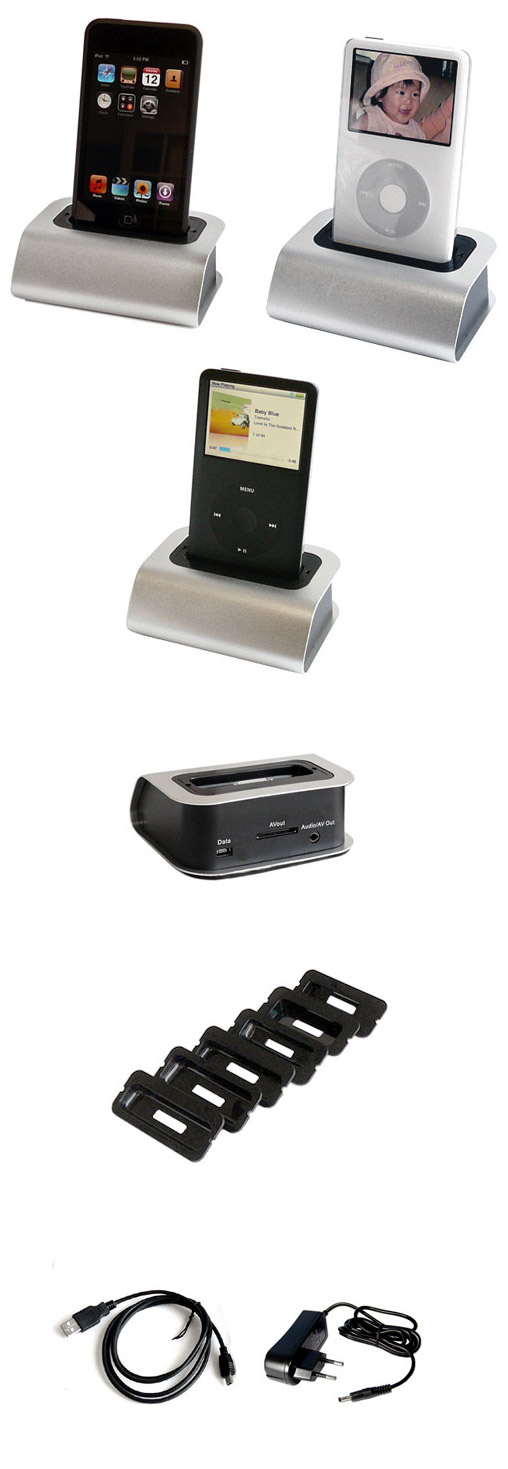 iPhone Dockingstation / iPod Dockingstation