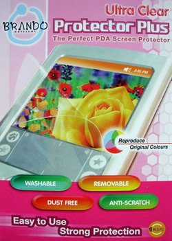 Displayschutzfolie Brando Ultra Clear Protector Plus