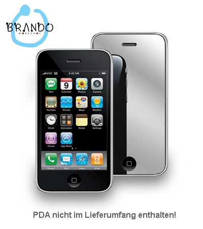 iphone 3gs displayschutzfolie brando